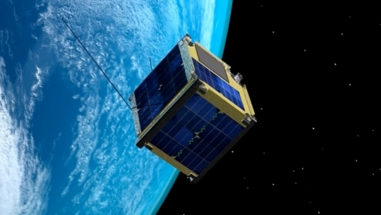 goliat - satelit spatial romanesc