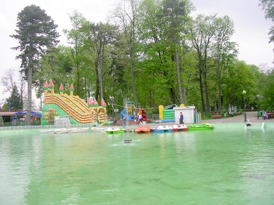 parcul mihai eminescu